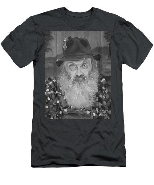 Popcorn Sutton - Jam - Moonshine Men's T-Shirt (Athletic Fit)