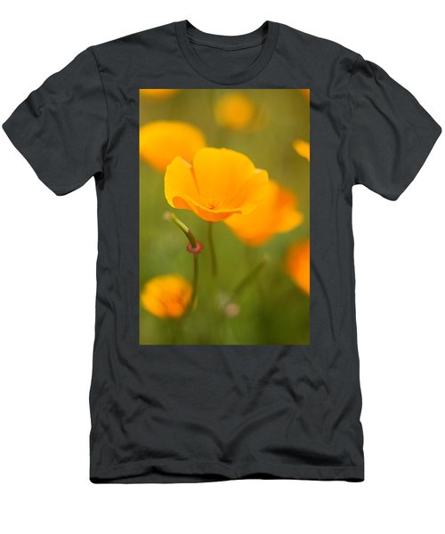 Poppy II Men's T-Shirt (Athletic Fit)
