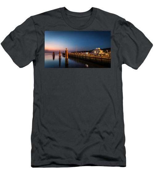 Port Jefferson Men's T-Shirt (Athletic Fit)