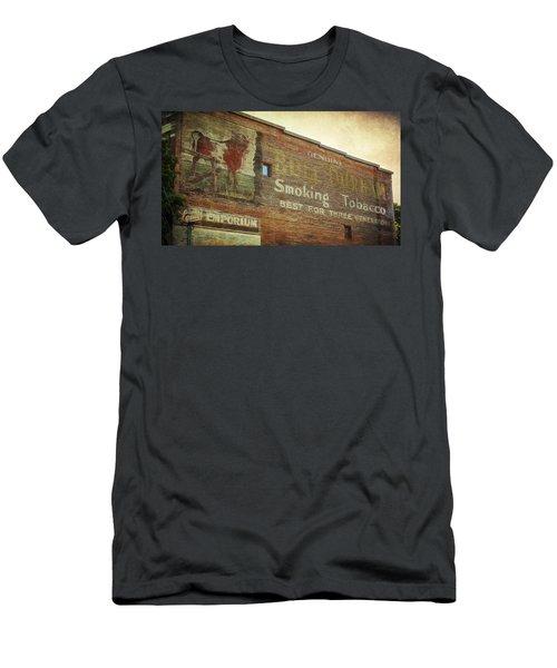 Port Townsend Mural Men's T-Shirt (Athletic Fit)