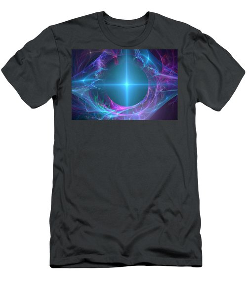 Portal To The Unknown Men's T-Shirt (Athletic Fit)