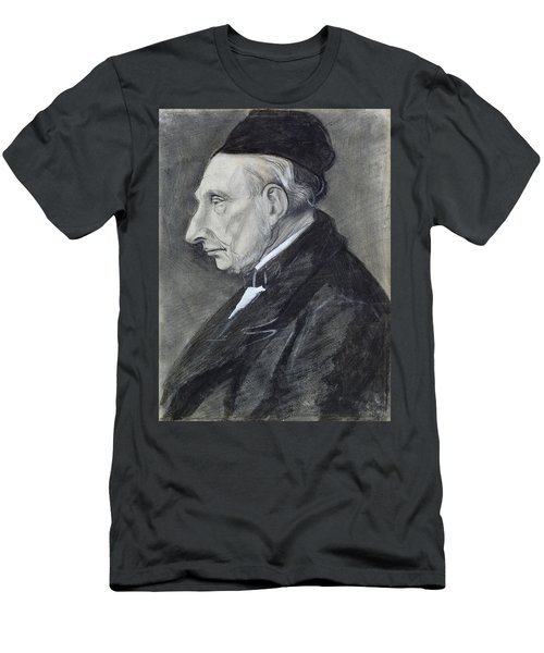 Portrait Of The Artists Grandfather Men's T-Shirt (Athletic Fit)