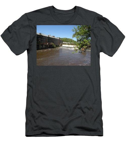 Pratt Cotton Factory Men's T-Shirt (Slim Fit)
