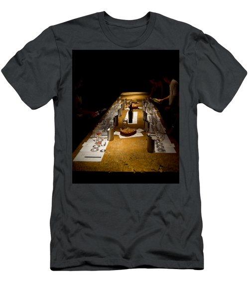 Prepare Men's T-Shirt (Athletic Fit)