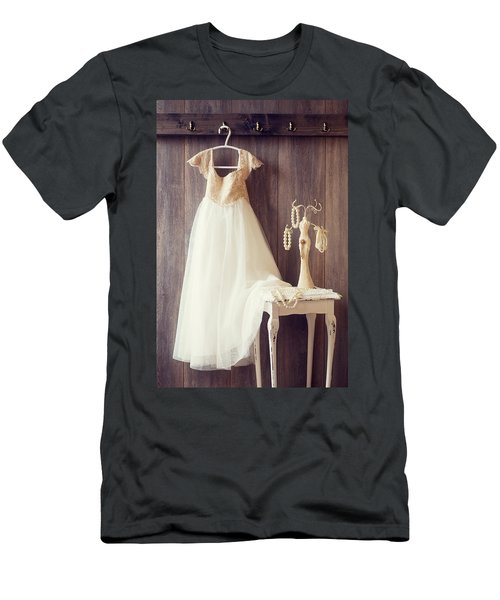 Pretty Dress Men's T-Shirt (Athletic Fit)