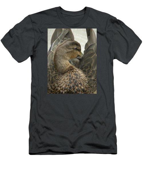 Pretty Duck Men's T-Shirt (Athletic Fit)