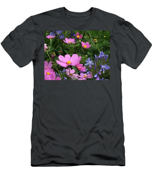 Pretty Spring Men's T-Shirt (Athletic Fit)