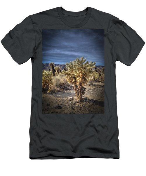 Prickly Pear Cactus Men's T-Shirt (Athletic Fit)