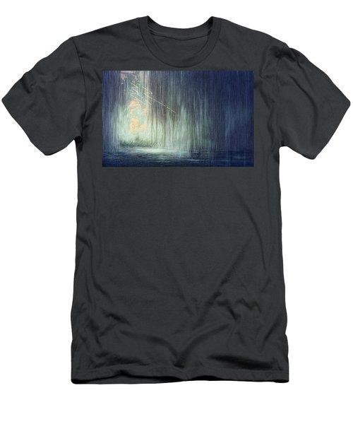 Primitive Earth Men's T-Shirt (Athletic Fit)