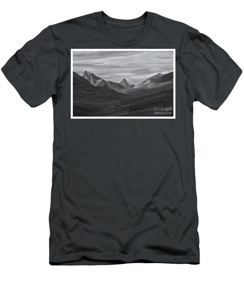 Pristine Valley Men's T-Shirt (Athletic Fit)