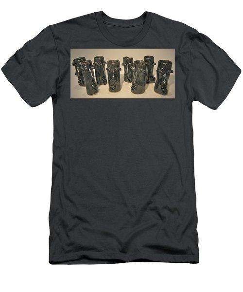 Pub Folk #1 Men's T-Shirt (Athletic Fit)