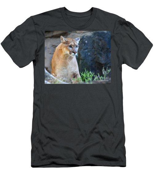 Puma On The Watch Men's T-Shirt (Slim Fit) by John Telfer