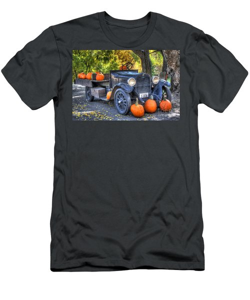 Pumpkin Hoopie Men's T-Shirt (Athletic Fit)