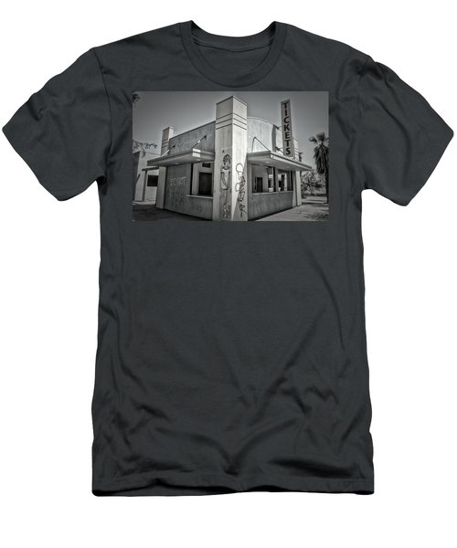 Purity In The Ruins Men's T-Shirt (Athletic Fit)