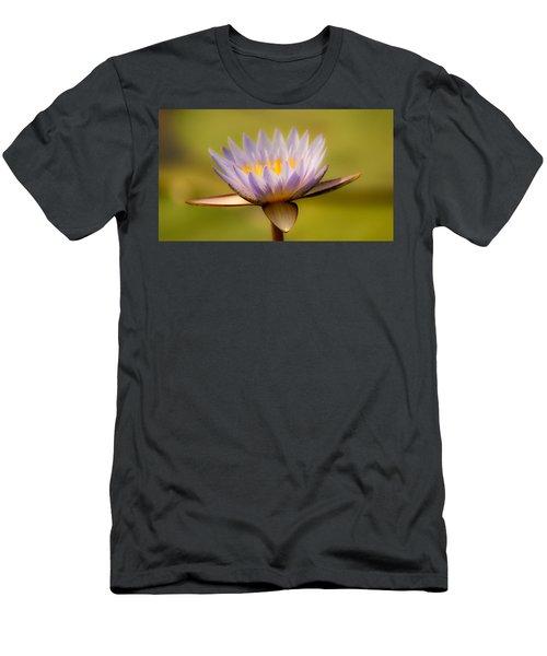 Purple Promise Men's T-Shirt (Athletic Fit)