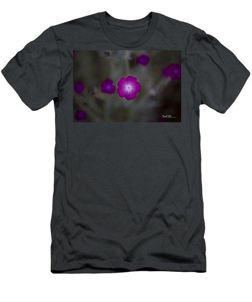 Purplish  Men's T-Shirt (Athletic Fit)