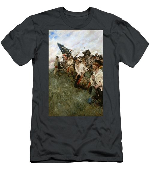 Pyle: Nation Makers, 1906 Men's T-Shirt (Athletic Fit)