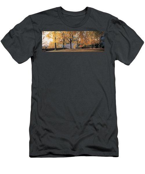 Quebec City Quebec Canada Men's T-Shirt (Athletic Fit)