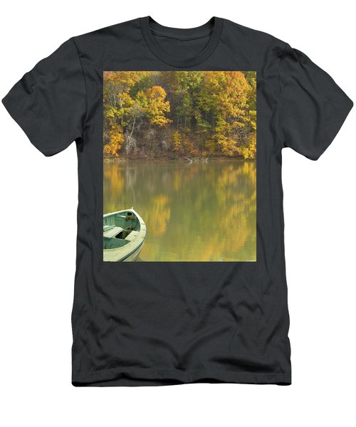 Quiet Pond Men's T-Shirt (Athletic Fit)