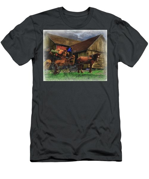 Rag Man Men's T-Shirt (Athletic Fit)