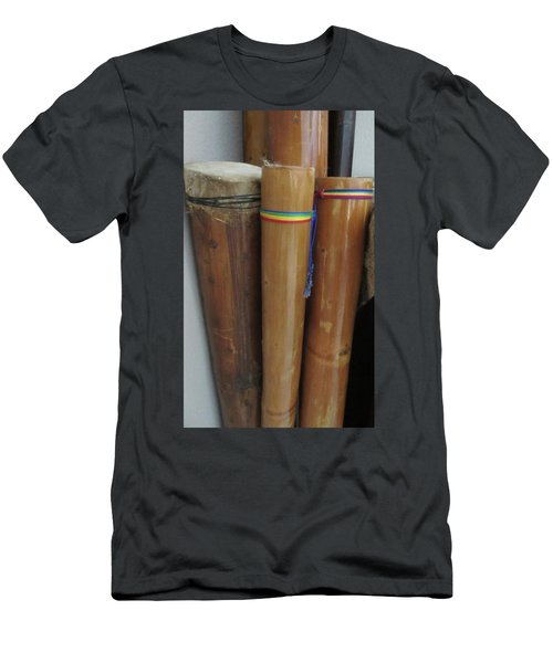 Rain Sticks Men's T-Shirt (Athletic Fit)