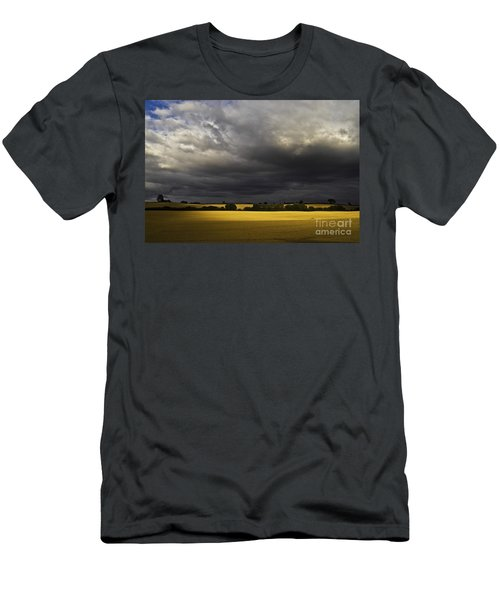 Rapefield Under Dark Sky Men's T-Shirt (Athletic Fit)