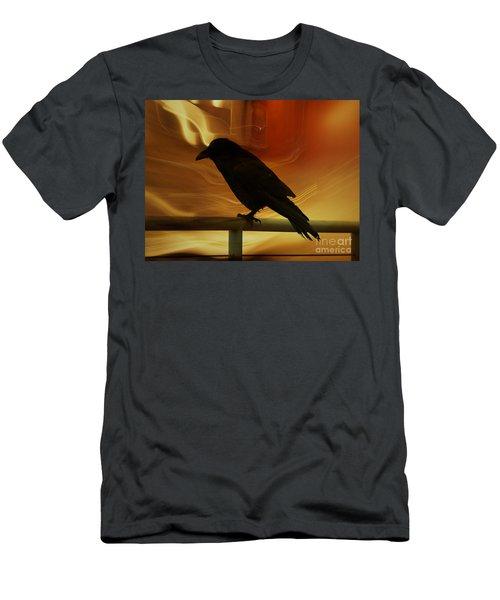 Raven Men's T-Shirt (Athletic Fit)