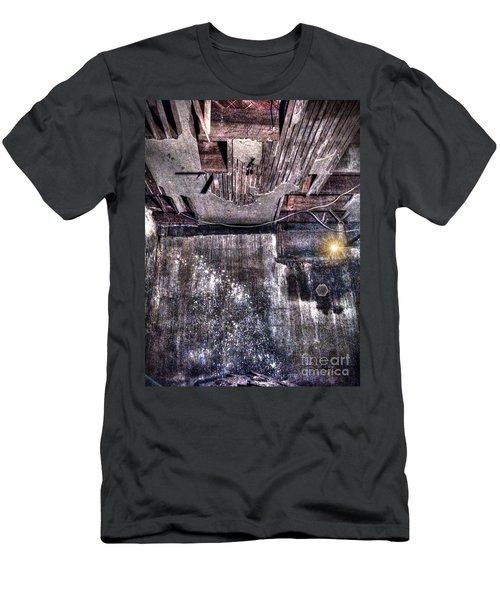 Ray Of Hope Men's T-Shirt (Slim Fit) by Dan Stone