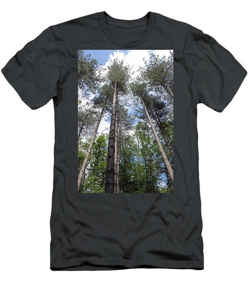 Reach For The Sky Men's T-Shirt (Athletic Fit)