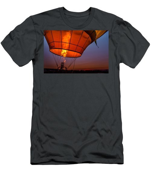 Ready For Takeoff Men's T-Shirt (Athletic Fit)