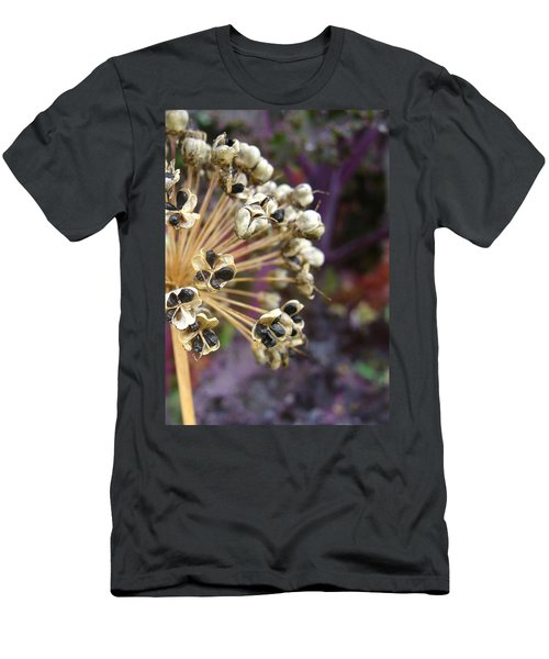 Men's T-Shirt (Slim Fit) featuring the photograph Ready To Disperse by Cheryl Hoyle