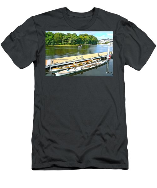 Ready To Row Men's T-Shirt (Athletic Fit)