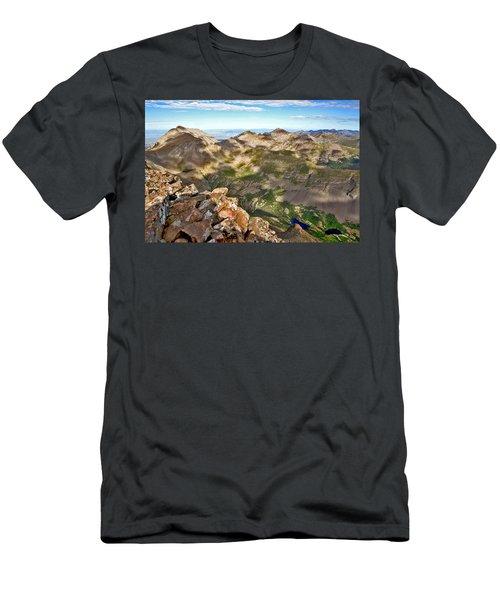 Reason To Climb Men's T-Shirt (Athletic Fit)