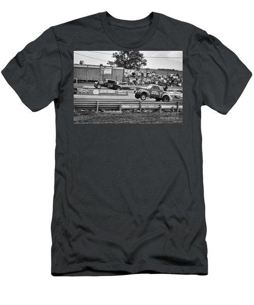 Rebel Reaper Wheelstand Men's T-Shirt (Athletic Fit)