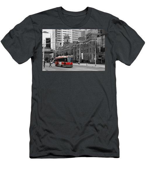 Red Rocket 36c Men's T-Shirt (Athletic Fit)