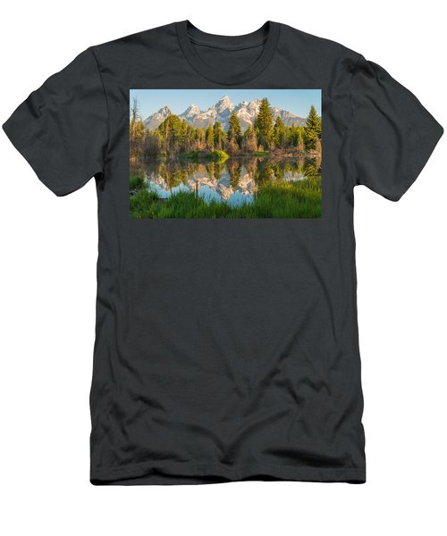 Reflecting On Everything Men's T-Shirt (Athletic Fit)
