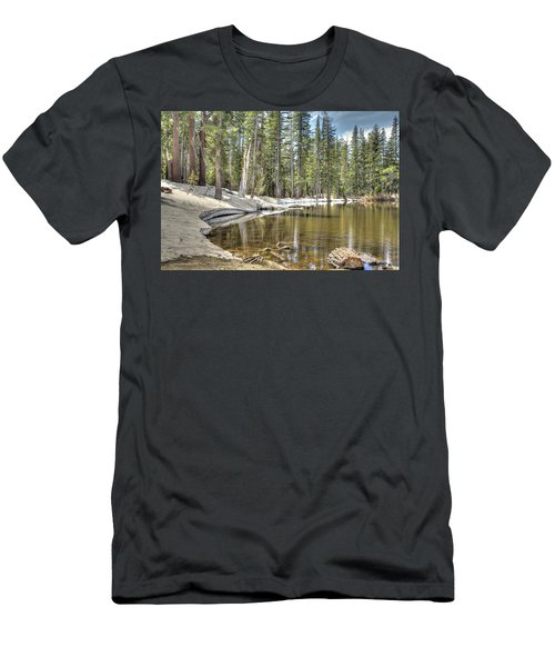 reflecting pond 2 Carson Spur Men's T-Shirt (Athletic Fit)