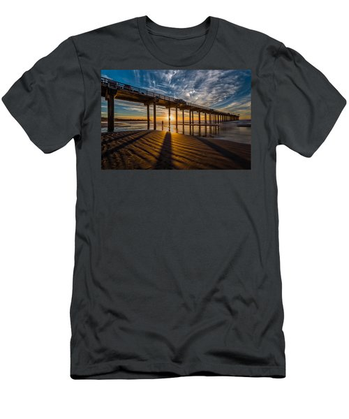 Reflection And Shadow Men's T-Shirt (Athletic Fit)