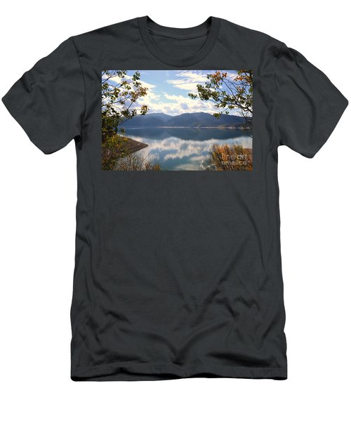 Reflections At Palisades Men's T-Shirt (Athletic Fit)