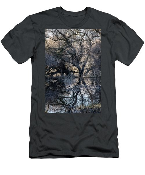 Reflections Men's T-Shirt (Slim Fit) by Brian Williamson