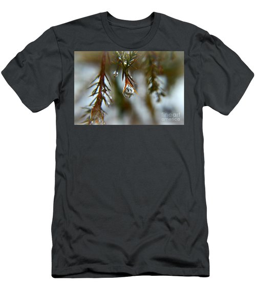 Reflections Of Beauty Men's T-Shirt (Athletic Fit)