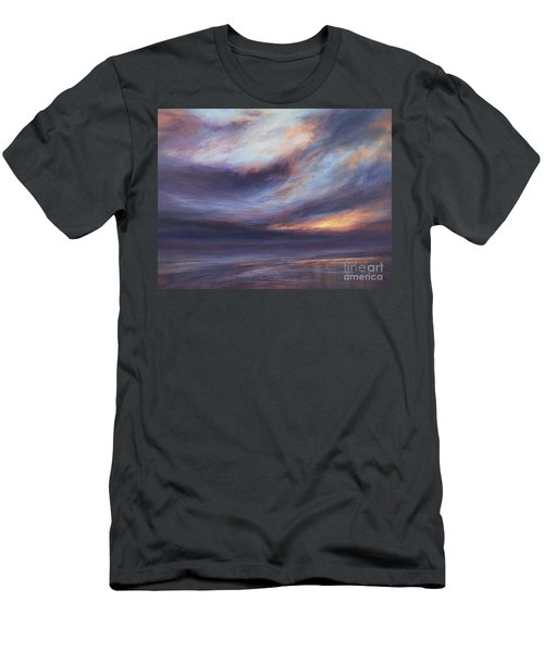 Reflections Men's T-Shirt (Slim Fit) by Valerie Travers