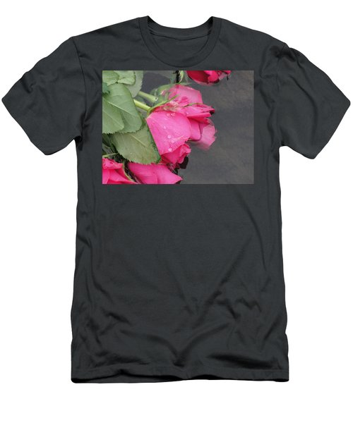 Men's T-Shirt (Slim Fit) featuring the photograph Remember by Tiffany Erdman