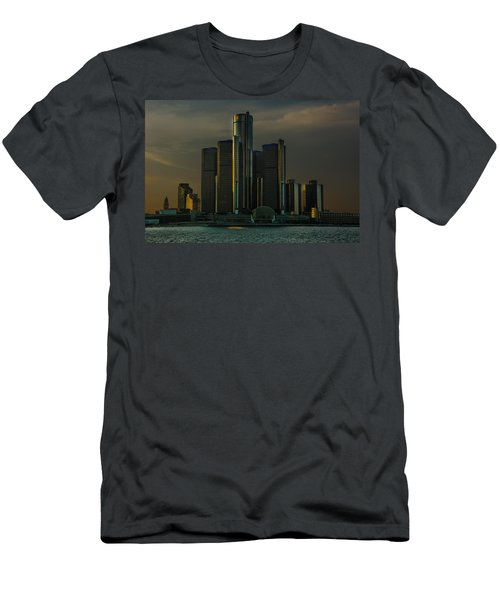 Renaissance Center Men's T-Shirt (Athletic Fit)