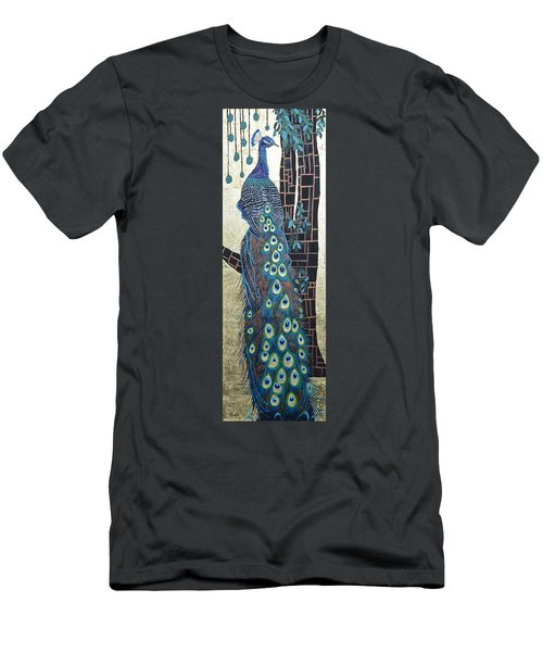 Resplendent Men's T-Shirt (Slim Fit) by Susan Duda