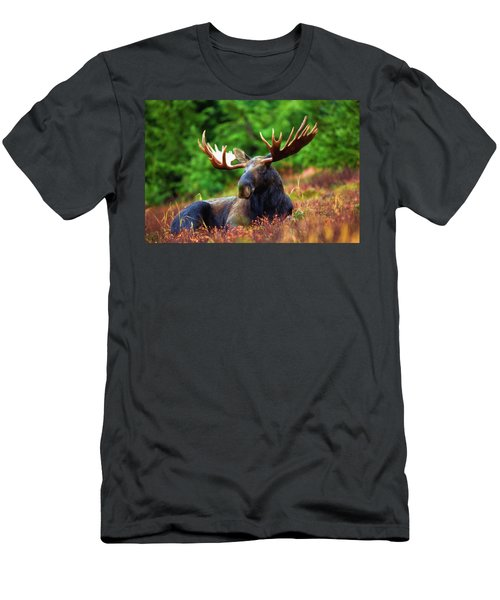 Resting In Peace Men's T-Shirt (Athletic Fit)