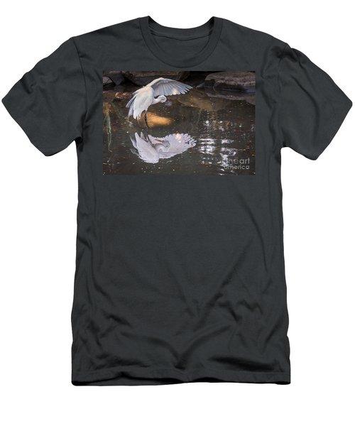 Revealed Landscape Men's T-Shirt (Athletic Fit)