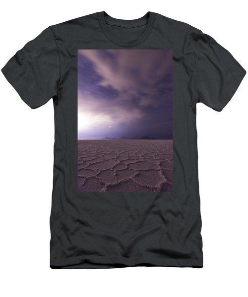 Silent Reverie Men's T-Shirt (Athletic Fit)