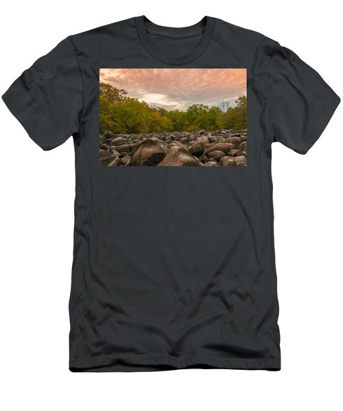 Ringing Rock Men's T-Shirt (Athletic Fit)
