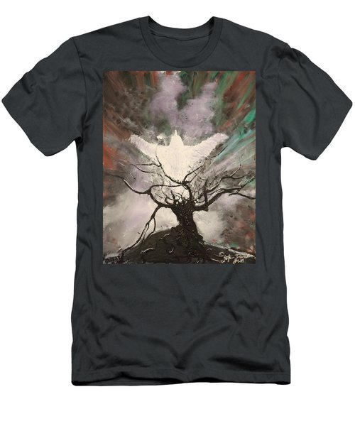 Rising From The Ashes Men's T-Shirt (Athletic Fit)